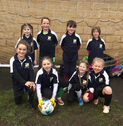 Year 3/4 Girls Football Finals