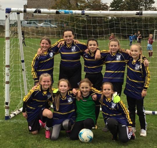 Year 5/6 Girls Football
