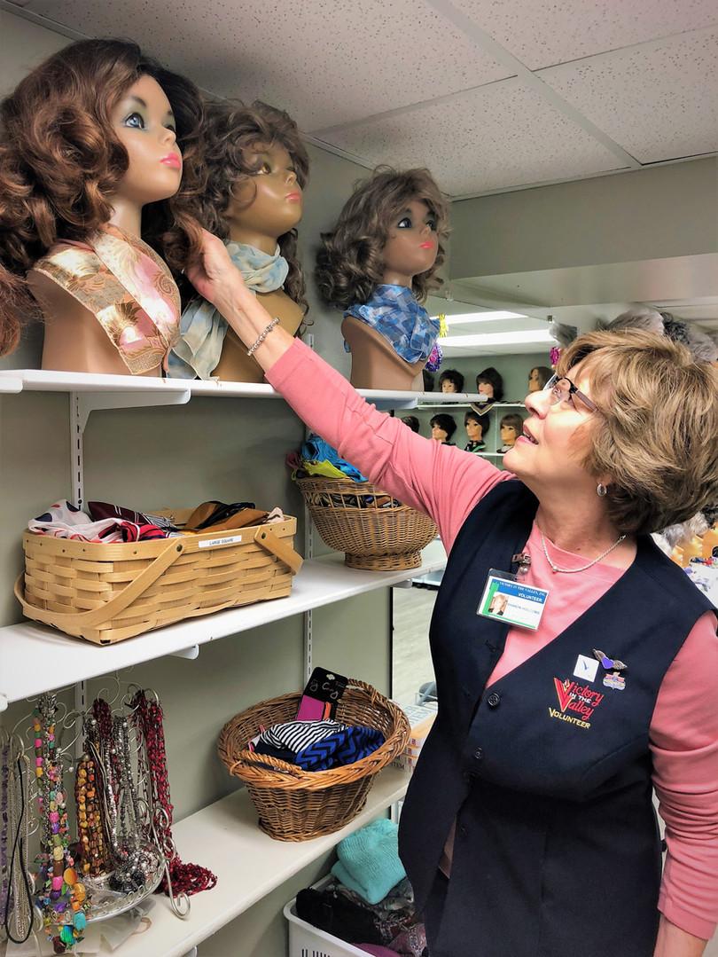 Boutique Volunteer