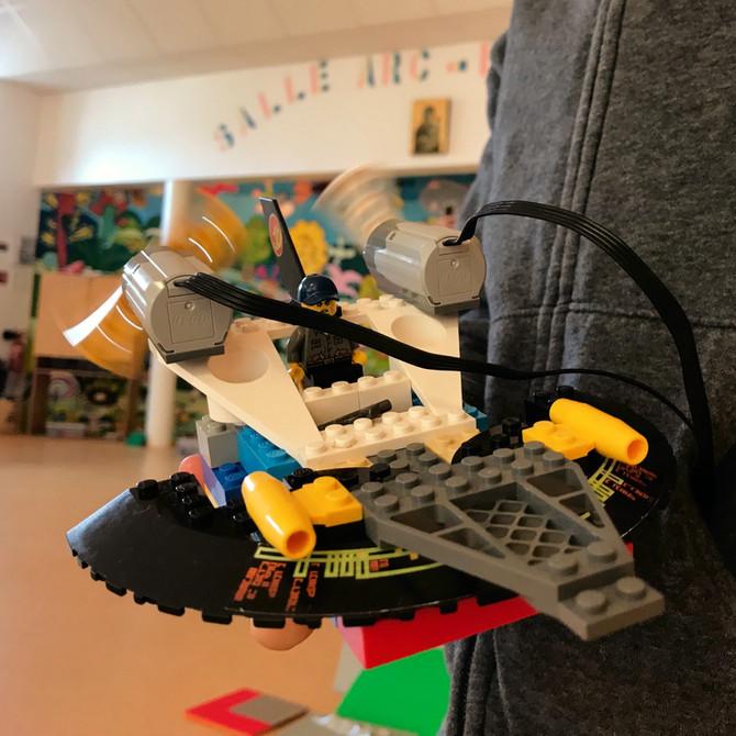 La rentrée en ateliers LEGO® !