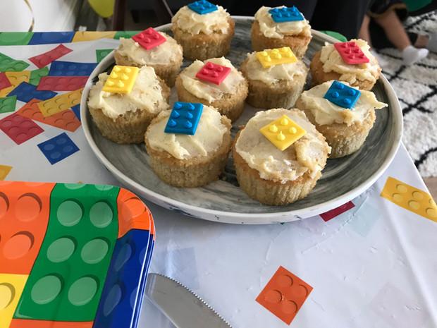 cupcake lego