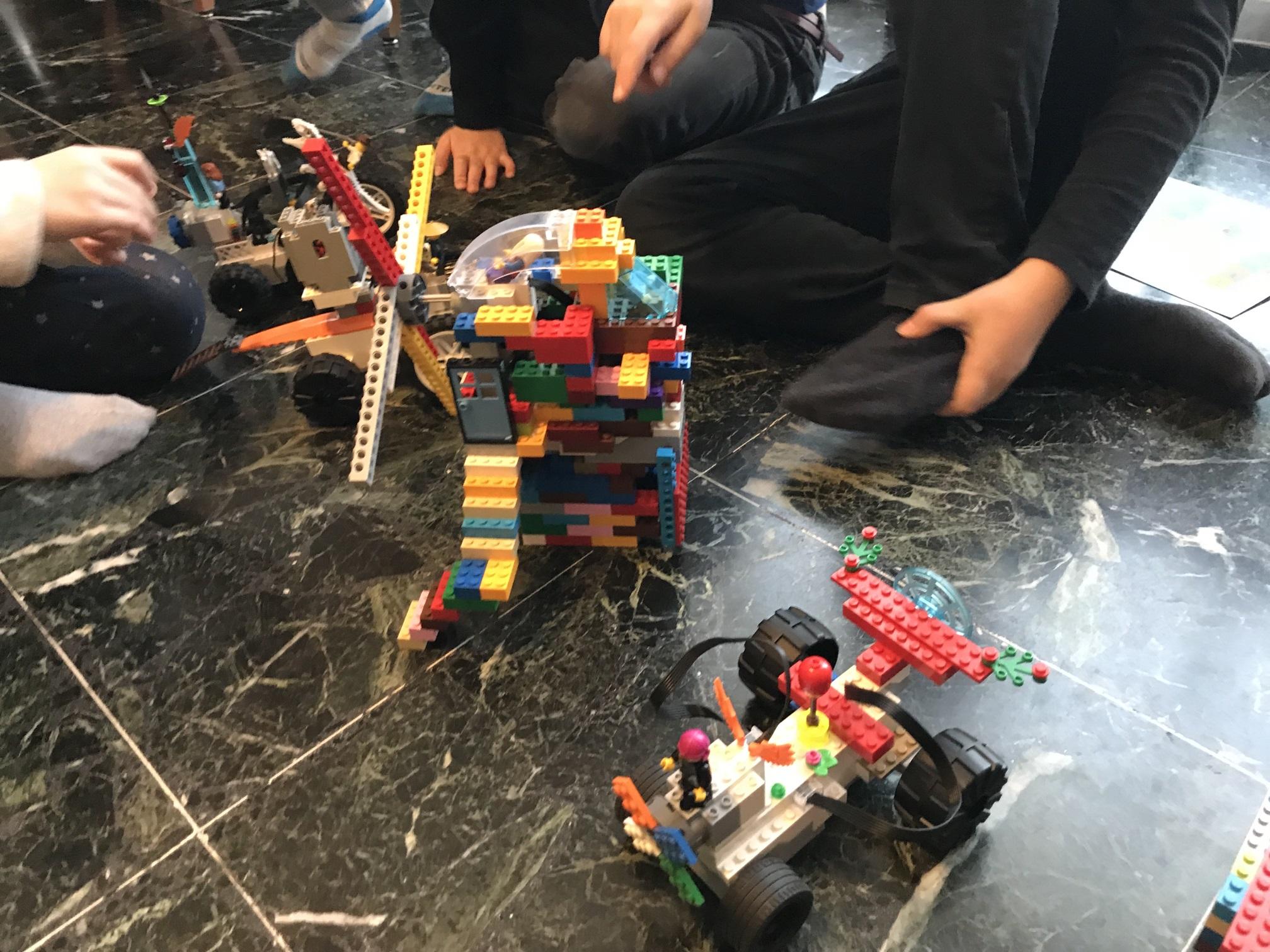Robots Adrien