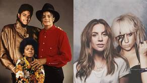 16 PICTURES OF CELEBRITIES WITH THEIR YOUNGER SELVES
