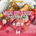 Day Party Brunch Flyer