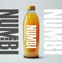 Numbi Juice Bottle Label