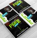 MidiEast Studio Promo Flyer for Print + Social Media