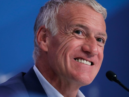 Didier Deschamps et le DISC 🙂🔴🟡🟢🔵🙂