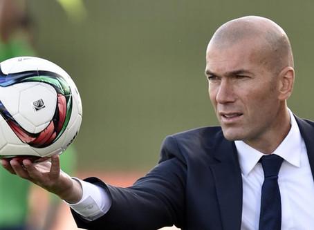 Zinedine Zidane : « un bleu » champion du monde, mais en DISC un …