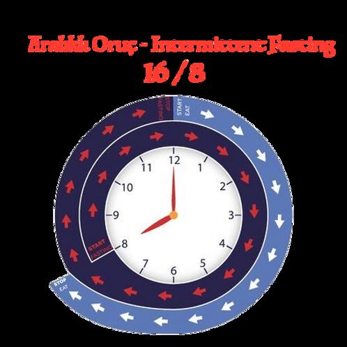 Aralıklı Oruç - Intermittent Fasting
