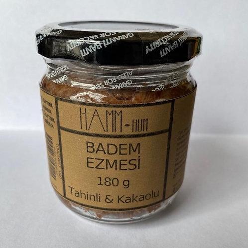 Badem Ezmesi -Tahinli Kakaolu
