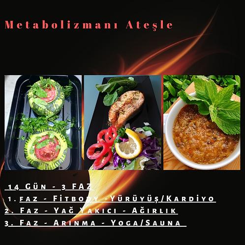 Metabolizmanı Ateşle