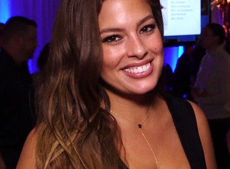 Ashley Graham Makes Debut on Forbes List