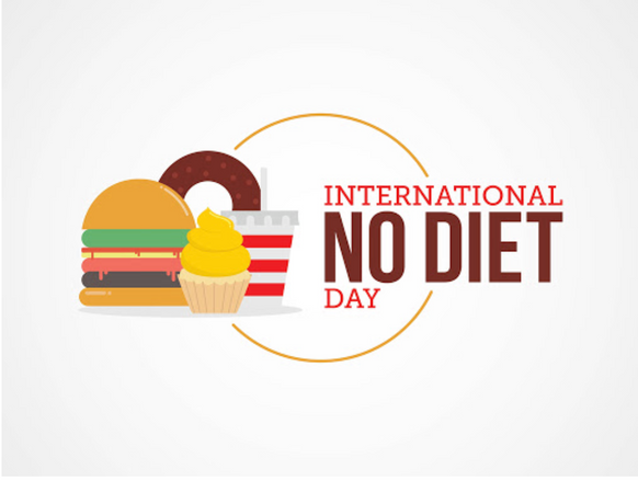Save the Date: It's International No Diet Day!