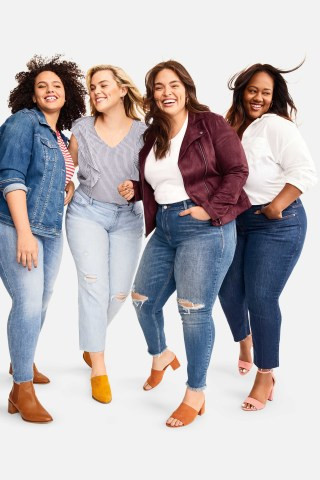 Old Navy Offers Plus Sizes in Select Stores