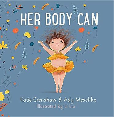 Kids Book Celebrates Body Positivity