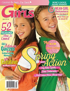 Discovery Girls Accidently Gives Its Readers Body Issues