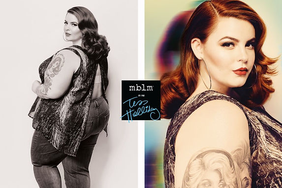 Tess Holliday is Over It