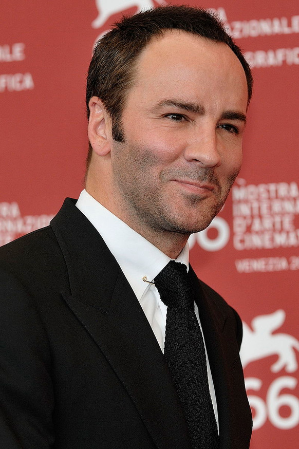 Tom Ford Had a Change of Heart About Fat Women