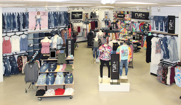 Rue21 Adds More Plus in 2020