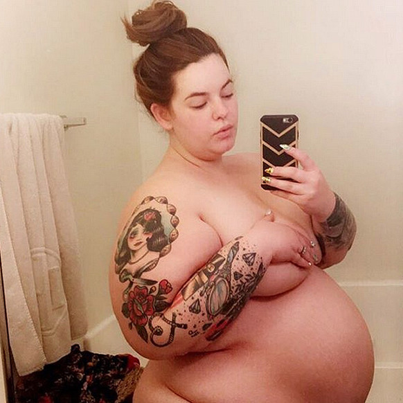 Why Are So Many People Offended by Tess Holliday's Pregnancy?