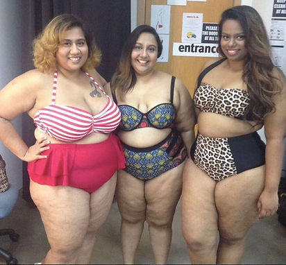 Another Social Media Network Bans a Plus-Size Photo for No Reason