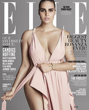 Plus Size Women on 1% of Fashion Mag Covers in 2017