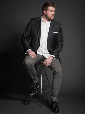 The Ballad of The Plus-Size Male Model