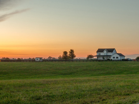 Three Things To Keep In Mind If You're Looking For A Home In The Country.