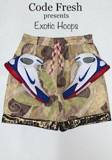 Exotic Hoops