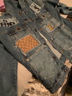 QP jacket front