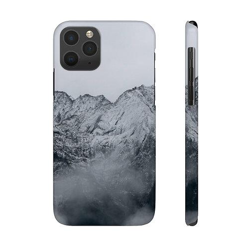 Misty Mountain - iPhone Slim Case