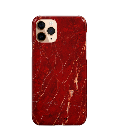 Icey Red - Snap Phone Case