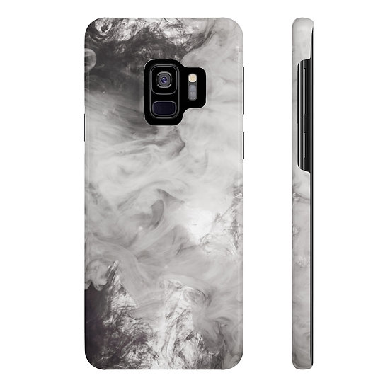 Misty Grey - Slim Premium Samsung Case