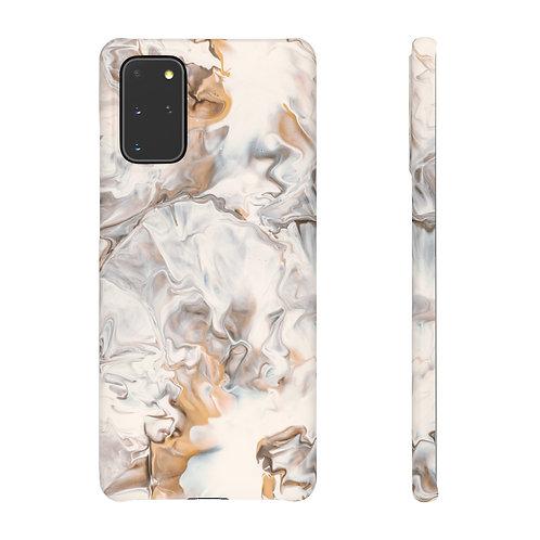 Milky Gem - Samsung Snap Case