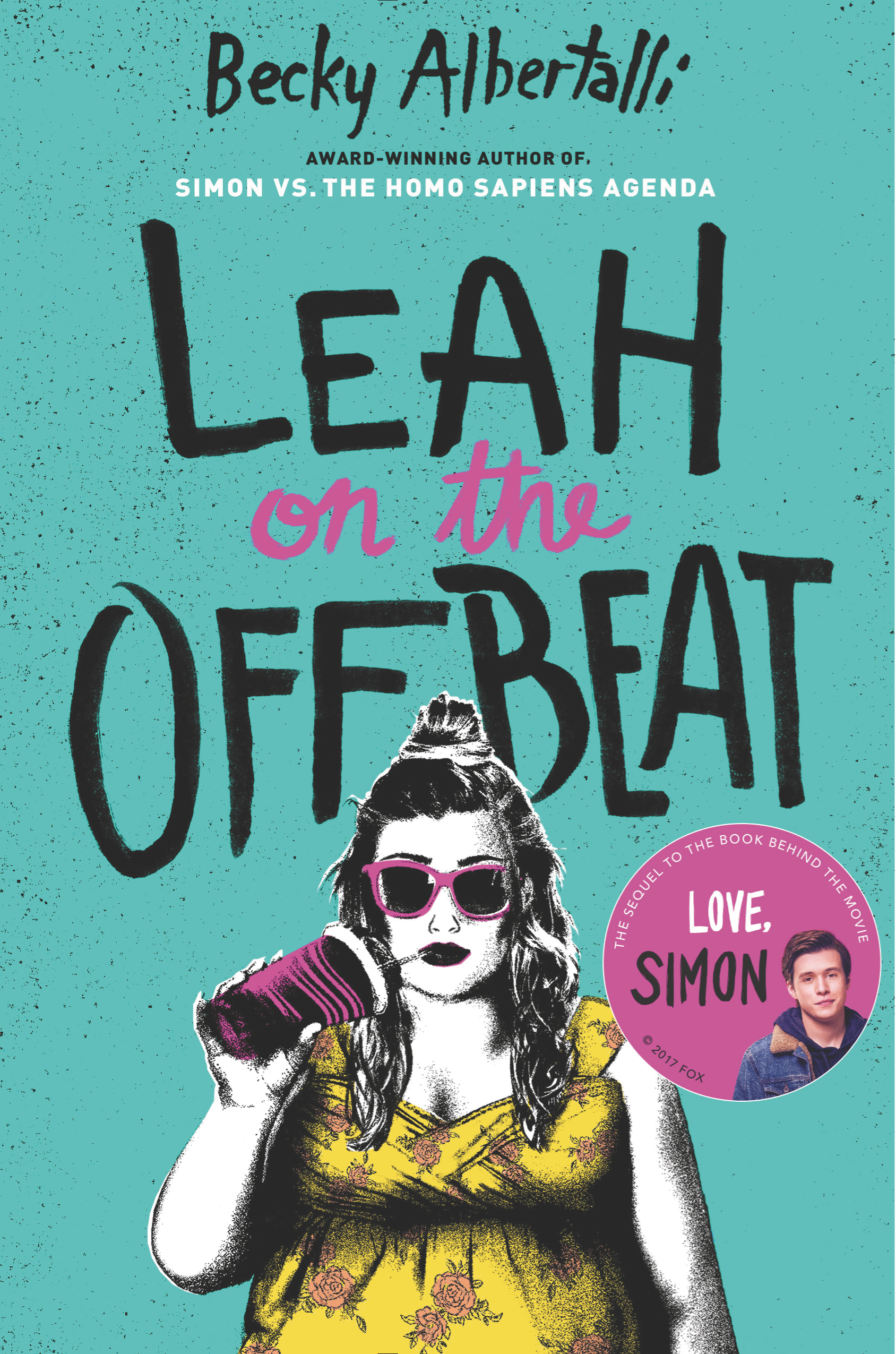 Leah on the Offbeat cover