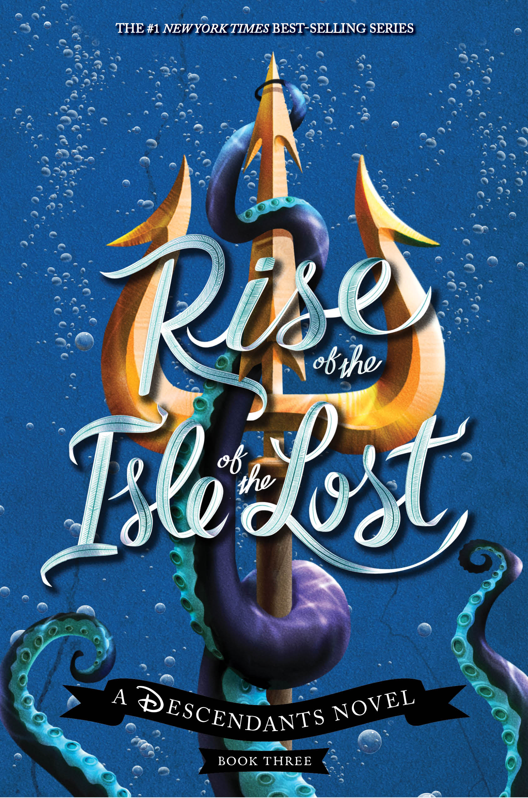 RISE OF THE ISLE OF THE LOST jacket