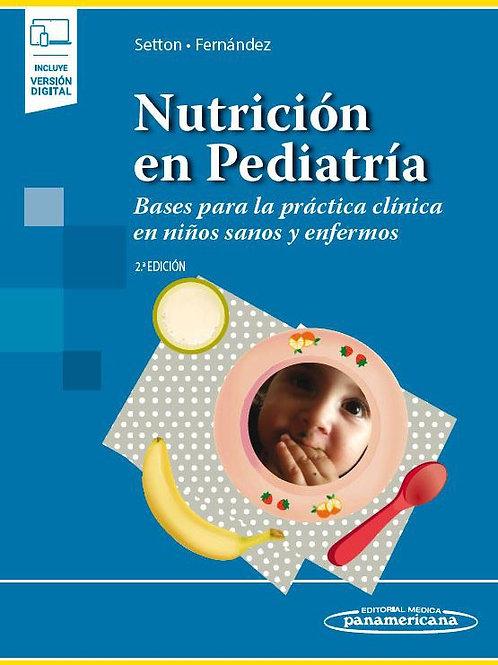 Libro Nutrición en Pediatría