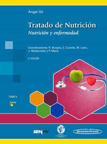 Tratado de Nutrición, Tomo V