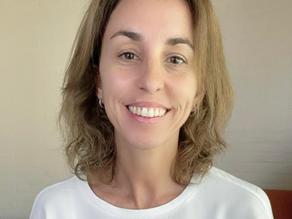 Leticia Ramos, egresada de la Escuela de Nutrición de la UdelaR en 1999