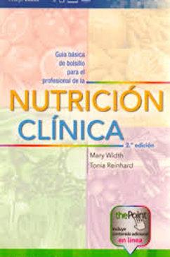 Guía de bolsillo para el profesional de la nutrición clínica