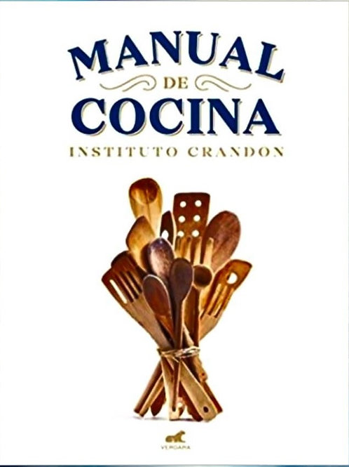 Manual de Cocina Instituto Crandon Tradicional