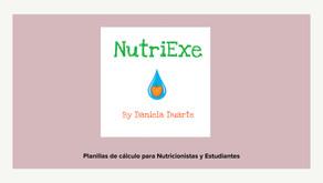 En febrero sale una nueva actualización de NutriExe!
