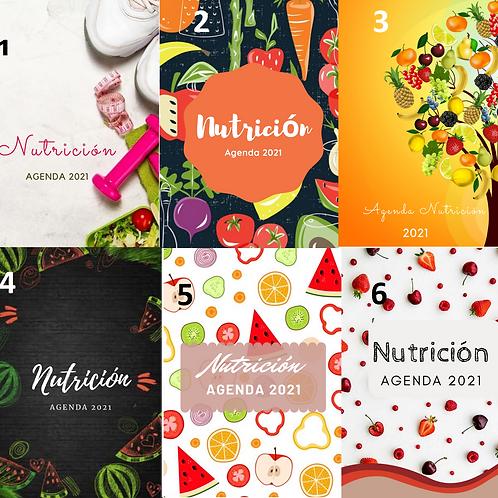 Agenda de Nutrición 2021