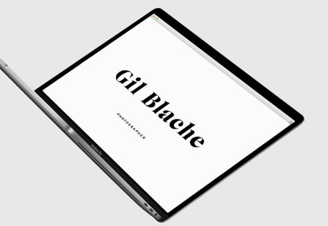 Gil Blache Website