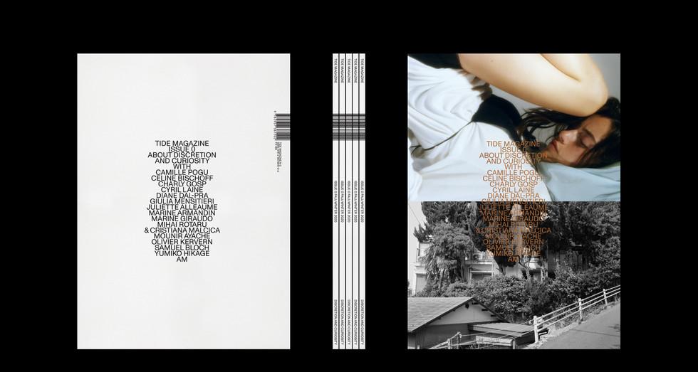 Tide magazine presentation couv entiere.