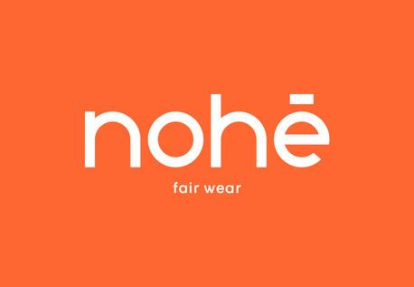 Nohé brand identity