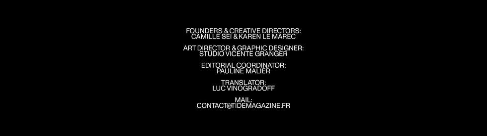 Tide magazine presentation generique .jp