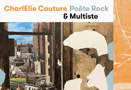 Exposition de Charlélie Couture à la maison des douanes