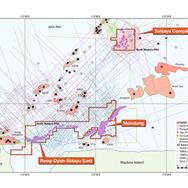 Seismic Database Map