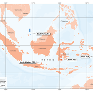 Licence Location Map